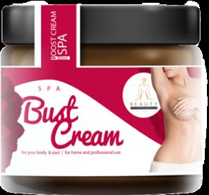 Bust cream spa - účinky - zkušenosti - funguje