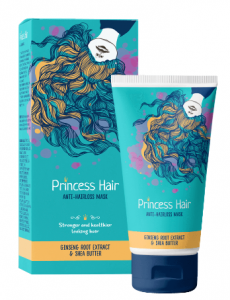 Princess Hair - účinky - zkušenosti - funguje