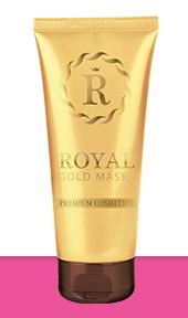 Royal Gold Mask - účinky - zkušenosti - funguje