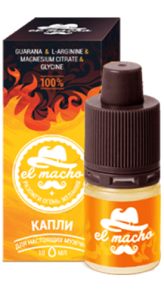 El Macho - účinky - zkušenosti - funguje
