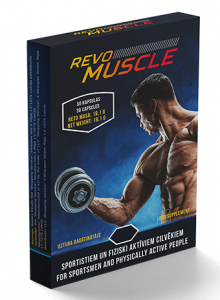 Revo Muscle - účinky - zkušenosti - funguje