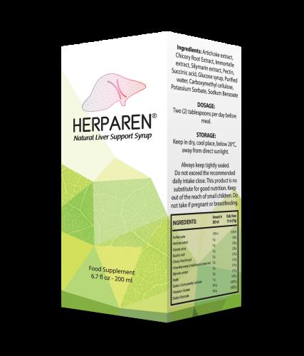 Herparen - účinky - zkušenosti - funguje
