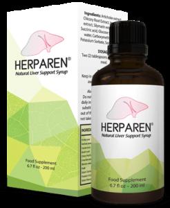 Herparen - recenze - cena - diskuze - lékárna - kde koupit