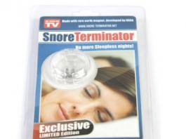 Snore Terminator - cena - lékárna - kde koupit - recenze - diskuze