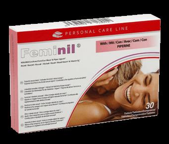 Feminil - recenze - cena - diskuze - tablety - lékárna - kde koupit