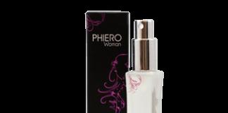 Phiero Woman - recenze - cena - lékárna - diskuze - kde koupit