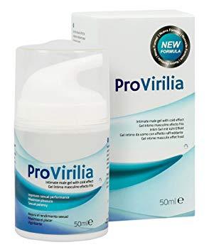 ProVirilia - účinky - zkušenosti - funguje
