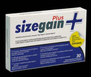 SizeGain Plus - recenze - cena - diskuze - kde koupit