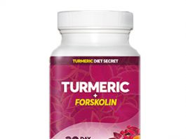 Turmeric-Forskolin