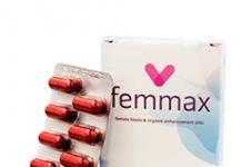 Femmax - recenze - cena - diskuze - názory - lékárna - kde koupit