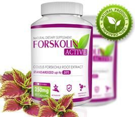 Forskolin Active - kde koupit - heureka - lékárna - prodejna