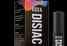 Aqua Disiac - recenze - cena - diskuze - názory - lékárna - kde koupit