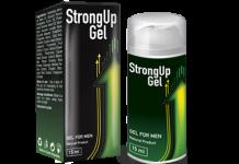 StrongUp Gel - recenze - cena - diskuze - názory - lékárna - kde koupit