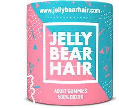 Jelly Bear Hair - názory - zkušenosti - účinky - funguje