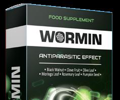 Wormin - účinky - zkušenosti - názory - funguje