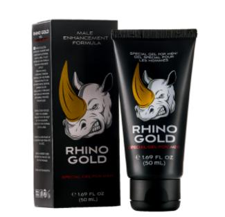 Rhino Gold Gel - cena - recenze - názory - diskuze - kde koupit - lékárna