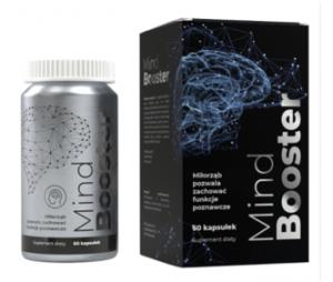 Mind Booster - účinky - zkušenosti - funguje - názory