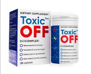 Toxic Off - funguje - zkušenosti - účinky - názory