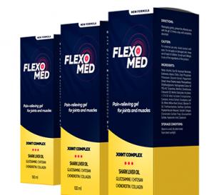 Flexomed - účinky - funguje - názory - zkušenosti
