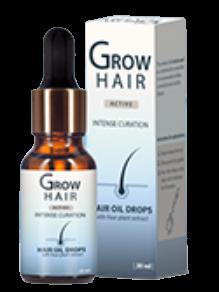Grow Hair Active - funguje - názory - účinky - zkušenosti