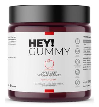 Hey!Gummy - zkušenosti - účinky - funguje - názory