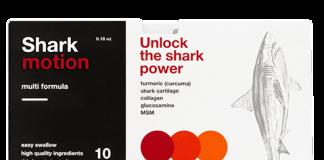 Shark Motion - názory - recenze - lékárna - kde koupit - cena - diskuze