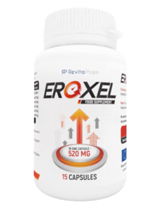 Eroxel - cena - recenze - názory - diskuze - kde koupit - lékárna