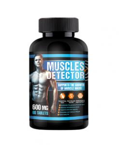 Muscles Detector - funguje - názory - účinky - zkušenosti