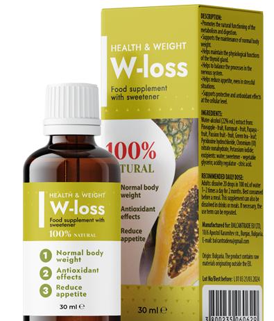 W-Loss - lékárna - diskuze - názory - kde koupit - recenze - cena